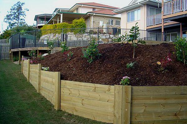 Timber Retaining Wall Design Nz Image Gallery HCPR